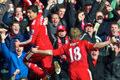 LFC 3-1 Man U: Commentary