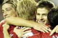 Kuyt goal v Stoke City