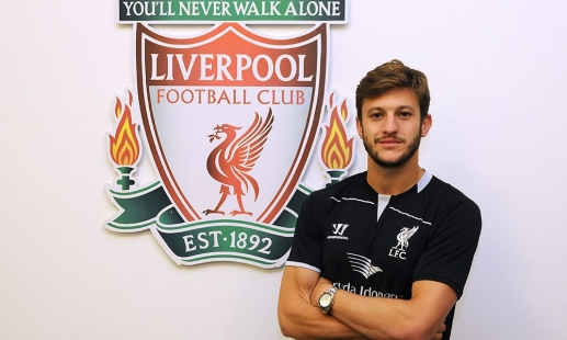 'Lallana fits Rodgers style perfectly'