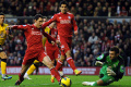 LFC 1-1 Blackburn: 40 mins