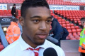 Ibe's delight at debut