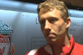 Lucas on Captain Carra