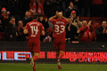 Jonjo on a frustrating night