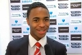 Sterling on firing in 3-0 win
