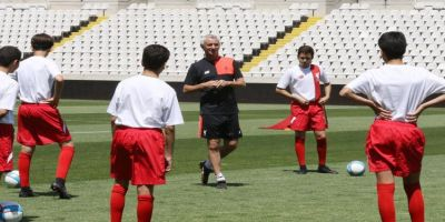 LFC launches coaching programme in Cyprus