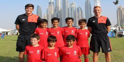 LFC International Academy UAE experience tournament success
