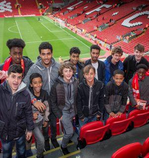 Premier League Kicks participants enjoy Hull City Game thanks to Thomas Cook Sport