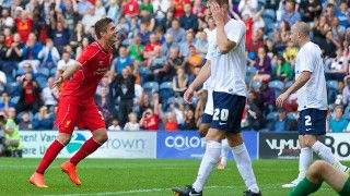 PNE 1-2 LFC: Peterson grabs the winner
