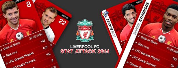 LFC Stat Attack 2014