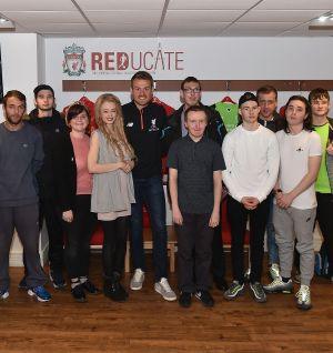 Mignolet inspires youngsters embarking on new Premier League programme