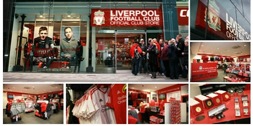 Liverpool Fc Shop Chester