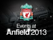 Events at Anfield 2013