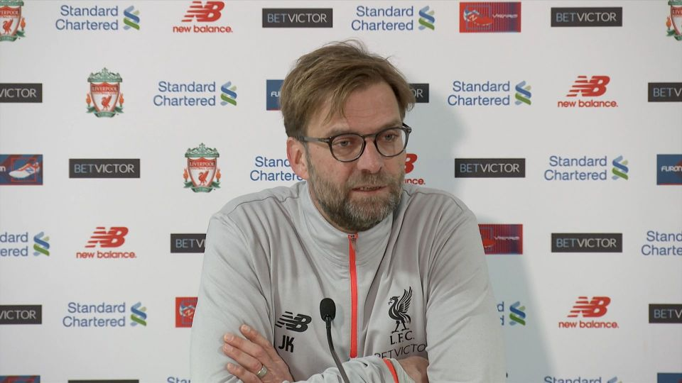Klopp's post-Swansea press conference
