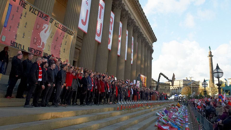 Hillsborough Civic Event: The full service