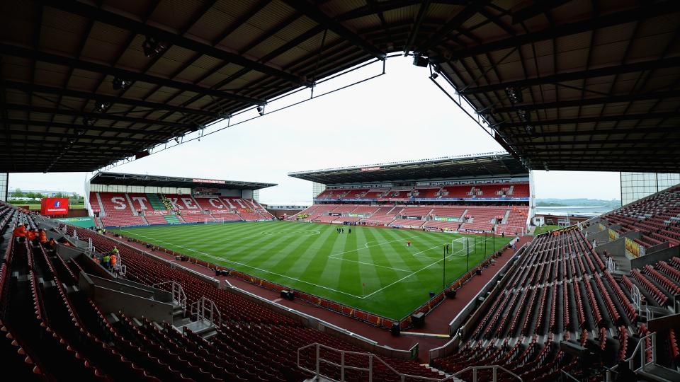Matchday live: Stoke City v Liverpool