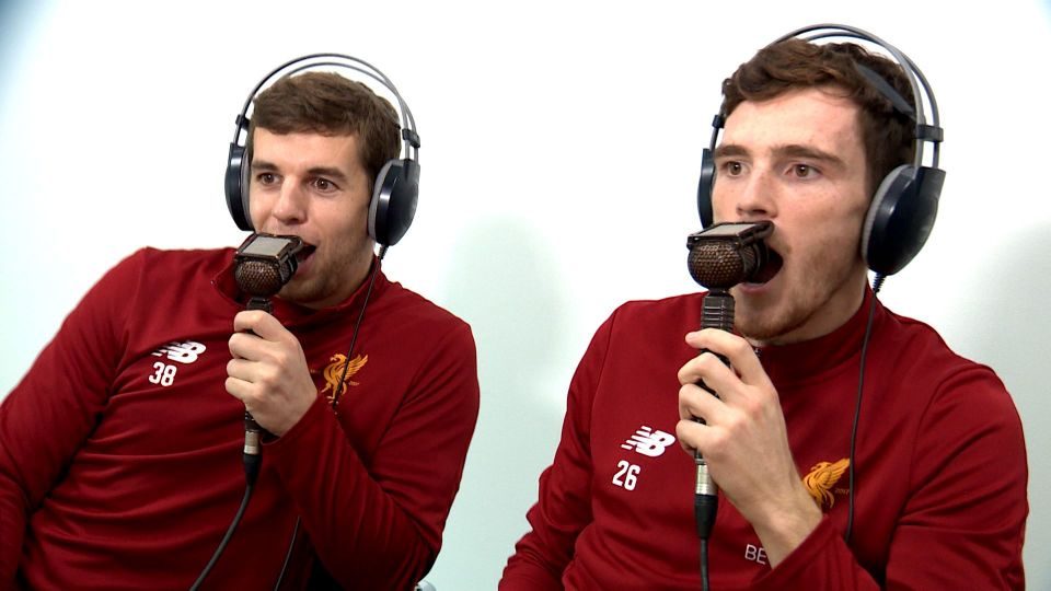 Alternative Commentary: Flanno and Robertson on the derby