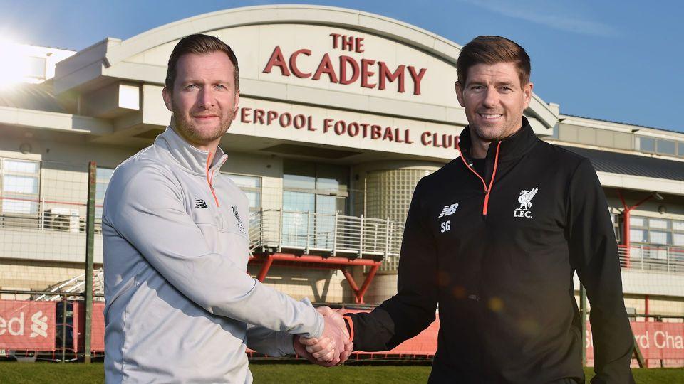Exclusive: Gerrard and Inglethorpe on legend's return