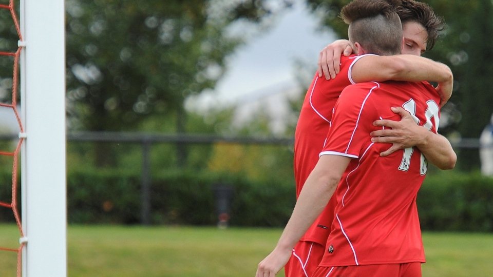 Relive U18s' United rout