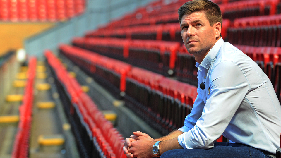 Trailer - Gerrard: My Liverpool