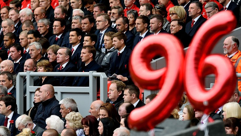 26th Hillsborough Anniversary Service