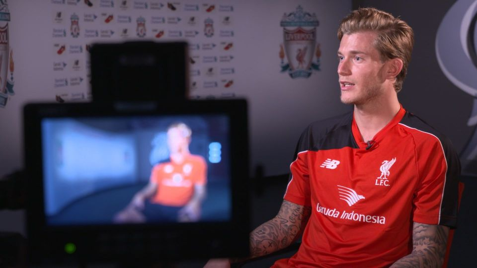 Loris Karius: The First Interview