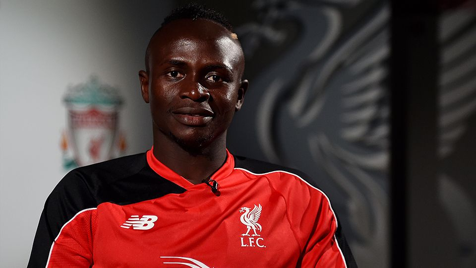 #SadioSigns: Watch Mane's first interview in full