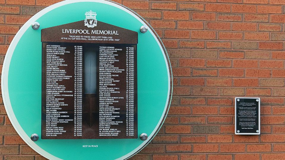 Hillsborough Memorial relocated