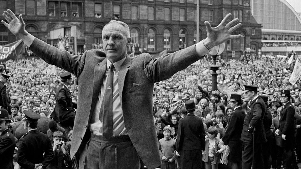 Free: Our tribute to Shanks