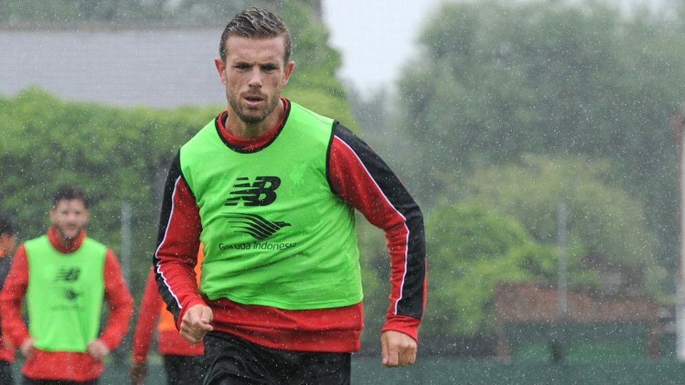 Watch the first team's return to Melwood