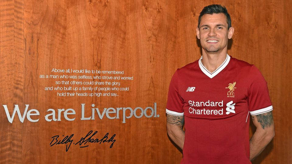Lovren on new long-term contract