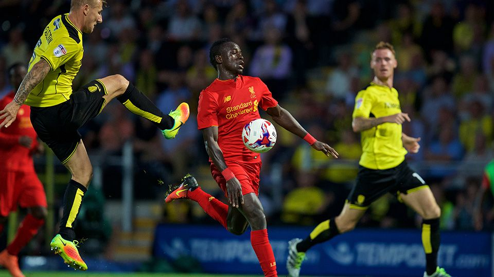 In Focus: Mane's standout showing at Burton
