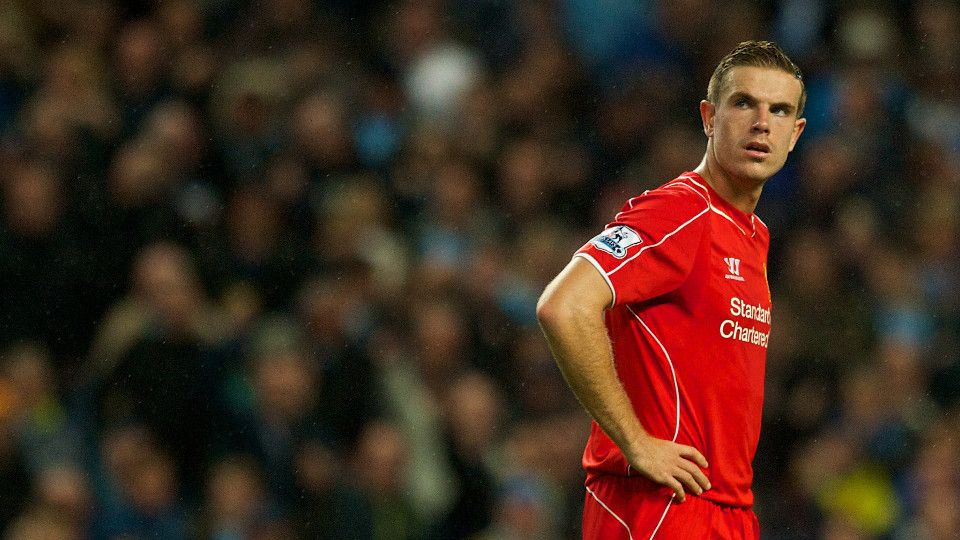 60 Minutes with...Jordan Henderson