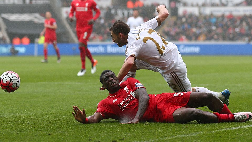 Watch: Swansea v LFC in 90 seconds