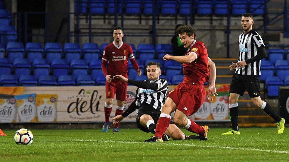 U23s 2-1 Newcastle: Highlights