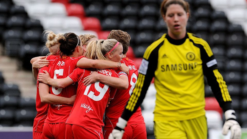 Watch: Highlights of Ladies v Chelsea