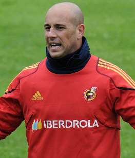Pepe Reina Spain World Cup