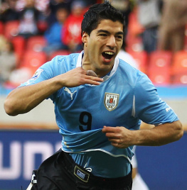 suarez uruguay